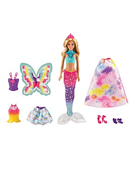 Barbie Dress Up Giftset