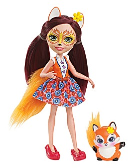 Enchantimals Felicity Fox Doll