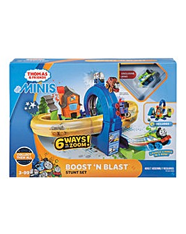 Thomas & Friends Minis Boost n Blast
