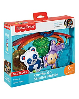 Fisher Price on-the-go Stroller Mobile