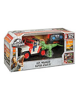 Matchbox Jurassic World Ragin