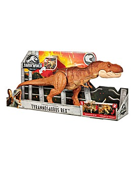 Jurassic World Thrash & Throw T-Rex