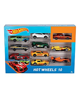 Hot Wheels 10 Car Pack Assortment