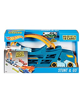 Hot Wheels Stunt & Go Truck