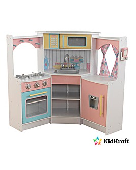 KidKraft Deluxe Corner Play Kitchen
