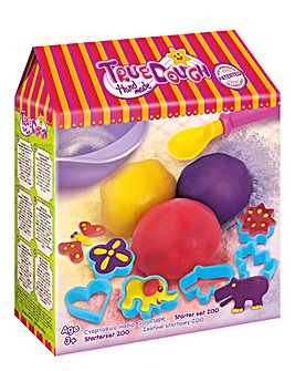 True Dough Starter Set - Zoo