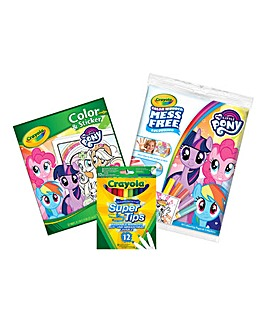 Crayola My Little Pony Bundle