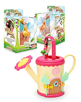 Fairy Watering Can and Fairy Bean Pots