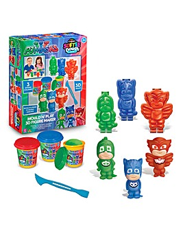 PJ Masks Mould n Play 3D Figure Maker