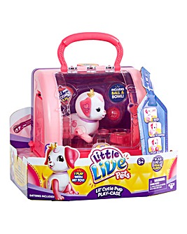 Little Live Pets Pups Carry Case