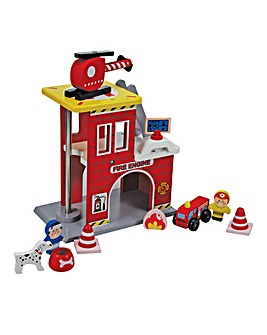 Small Rescue Playset