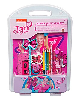 JoJo Siwa Novelty Bumper Stationary Set