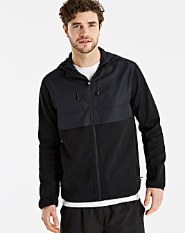 Snowdonia Active Tech Panel Hoody Long