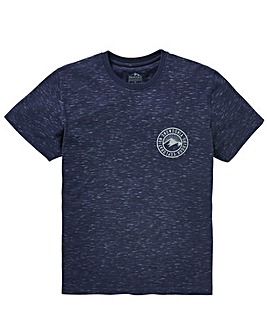 Snowdonia Small Chest Logo Tee L