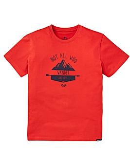 Snowdonia Wander T-Shirt L