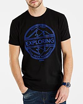 Snowdonia Exploring T-Shirt R