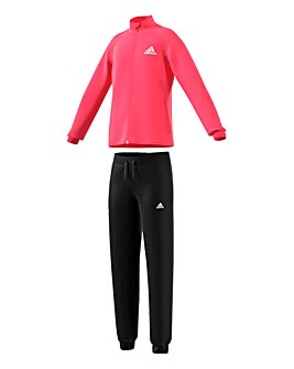 adidas Younger Girls Tracksuit