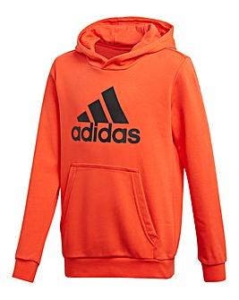 adidas Youth Boy Logo Hoodie