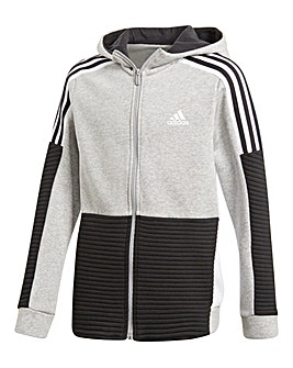 adidas Youth Boy Fleece Hoodie
