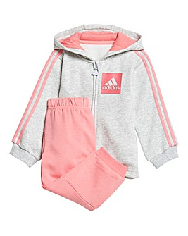 adidas Infant 3S Fleece Hooded Jogger