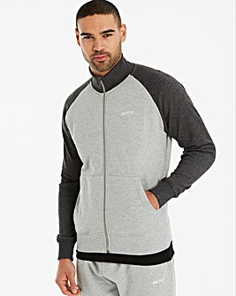 Mitre Zip Track Top Regular