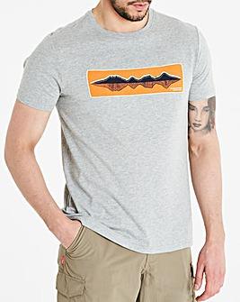 Craghoppers Railton Landscape T-Shirt