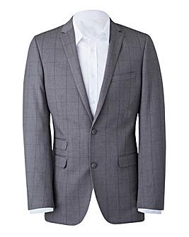 W&B London Check Suit Jacket Regular