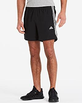 adidas Essential 3 Stripe Chelsea Short