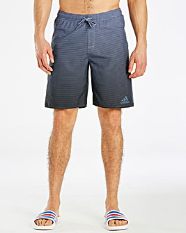 adidas 3 Stripe Fade Short