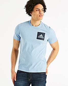 adidas Essential Chest Logo Tee
