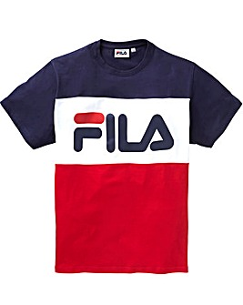 Fila Dylan Colour Block T-Shirt