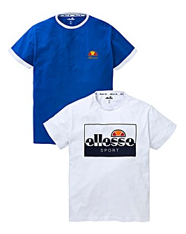 Ellesse Evora and Emerino Tee Long