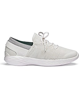 Skechers You Lace Trainers