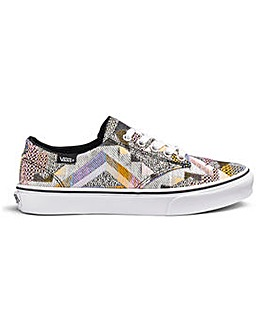 Vans Camden Geo Knit Ladies Trainers