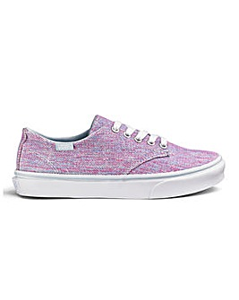 Vans Camden Jute Ladies Trainers