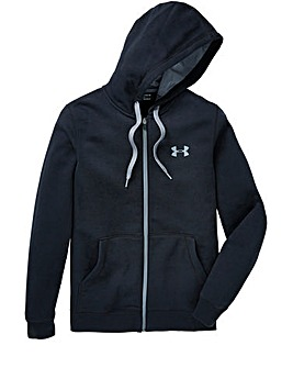 Under Armour Rival Fitted Full Zip Hoody
