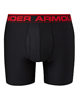 Under Armour O Series 6inch Boxer 2 PK