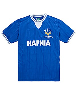Everton 1984 Cup Retro Football Shirt
