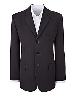 WILLIAMS & BROWN LONDON Rib Jacket Short