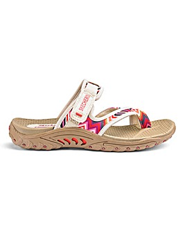 Skechers Reggae Zig Swag Sandals