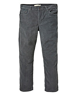 W&B Stretch Cord Jeans 31in