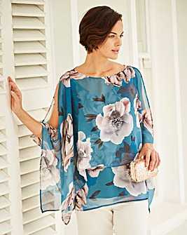 Joanna Hope Multi-Way Blouse