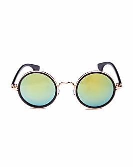Sierra Retro Lennon Style Sunglasses