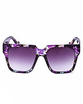 Leonie Geek Style Retro Sunglasses