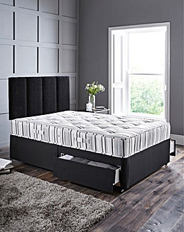 Sweet Dreams Serene Ortho Divan 2 Drawer