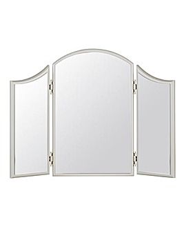 Elise Trifold Dressing Mirror