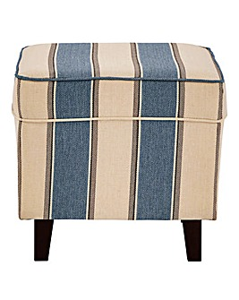 Harbour Wing Footstool