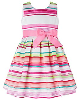 Monsoon Baby Behati Stripe Dress