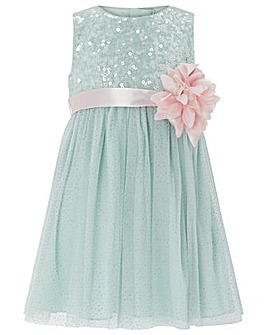 Monsoon Baby Honor Sparkle Dress