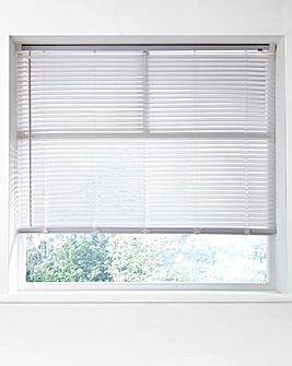 PVC Woodgrain-Effect Venetian Blind